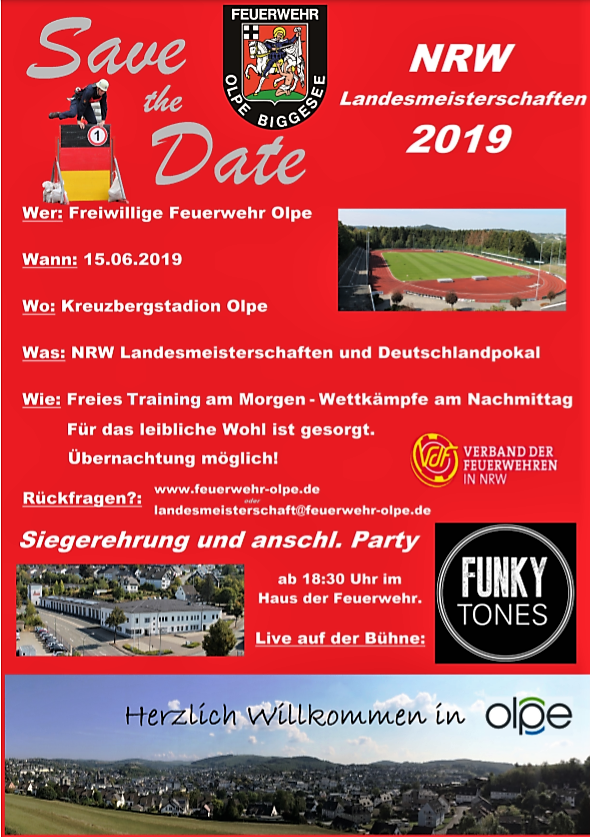 Olpe 2019 Flyer